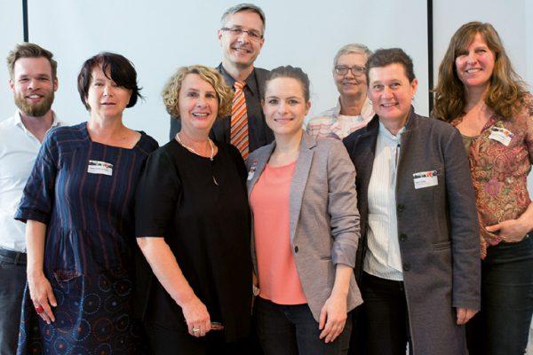 Kompetenz durch Wissen und Praxis vereint sich bei den Expert*innen der Fachtagung Bild: Isabell Kiesewetter